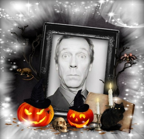 Hugh Laurie- Happy Хэллоуин