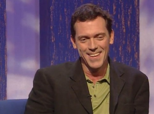 Hugh laurie- Interview 29.07.2000