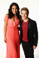 Hunter Hayes & Jordin Sparks @ 2012 CMT Awards