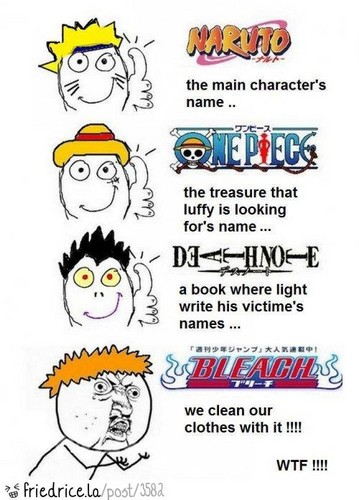 anime names