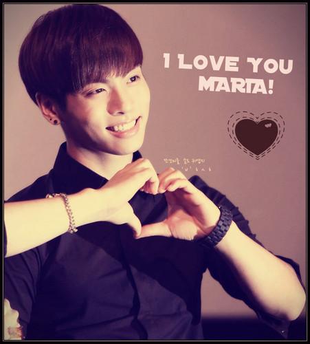 I l'amour toi Maria♥ - Jong