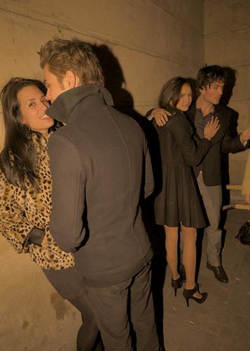 Ian/Nina & Paul/Torrey