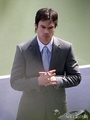 Ian Somerhalder films new movie Time Framed - the-vampire-diaries-tv-show photo