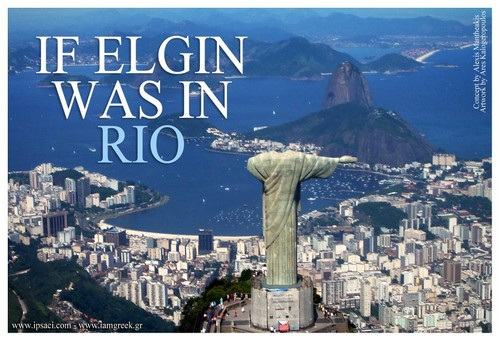 If Elgin Was In