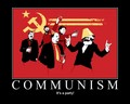 Its a Party! - communism photo