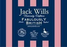 Jack Willis British Fashions