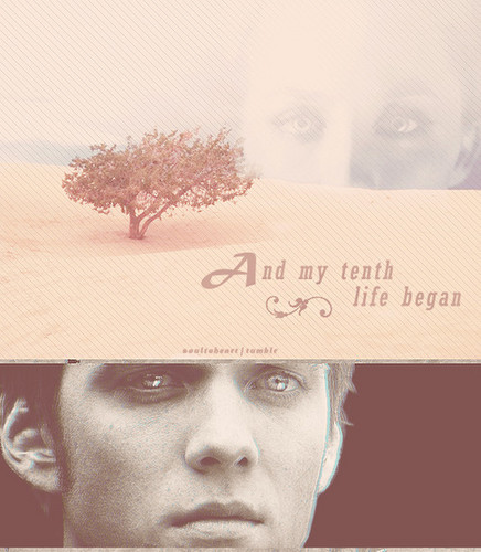 Jake Abel as Ian in THE HOST )fan made)