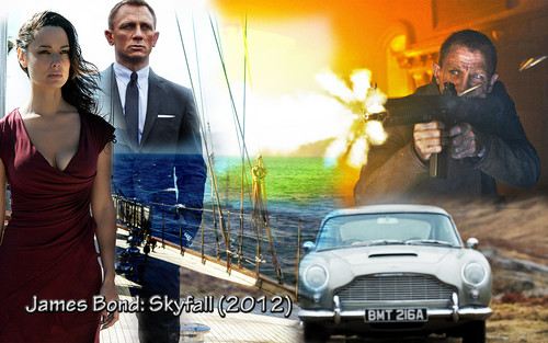 James Bond: Skyfall 2012