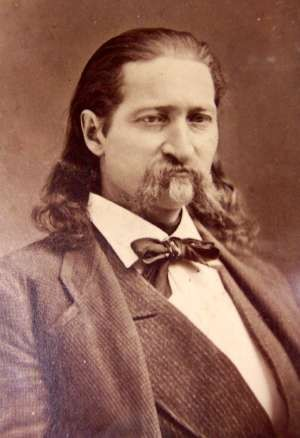 Celebrities who died young James Butler Hickok -Wild Bill Hickok(May ...