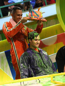 James and carlos on Figure it out.