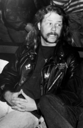 James Hetfield hình nền titled James