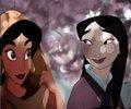 jasmin & Mulan