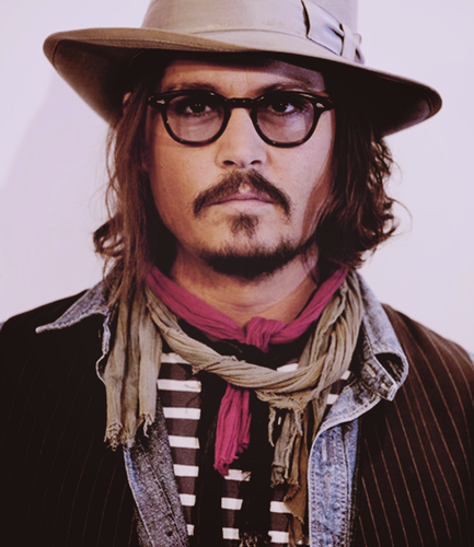 Johnny Depp wallpaper with a fedora and a boater entitled Johnny Depp :D