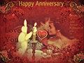 Joyeux anniversaire de mariage