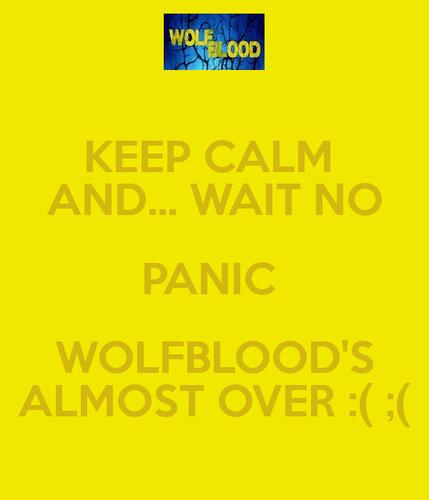 Keep Calm Fanart