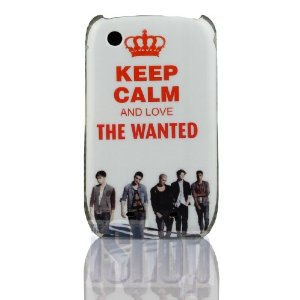 Keep Calm and amor the wanted