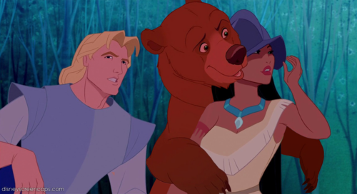 Kenai + Pocahontas