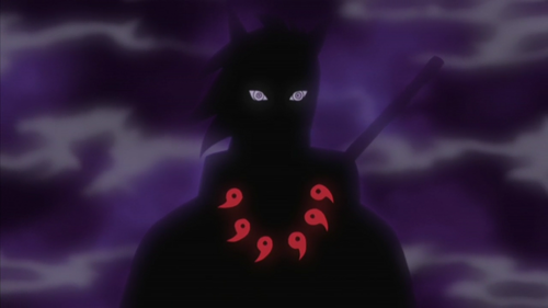 Naruto Shippuuden fond d'écran entitled Kurama Naruto & Rikudou Sennin