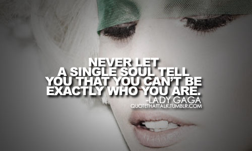 lady gaga quotes about love - photo #17