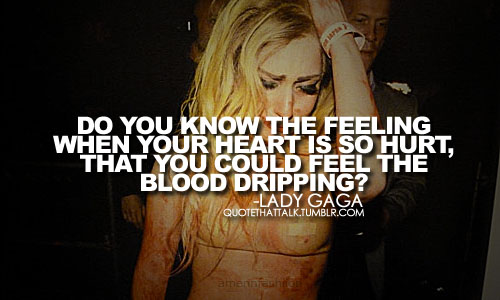 lady gaga quotes about love - photo #24
