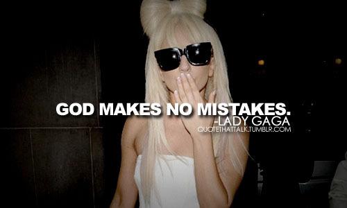 Lady GaGa Petikan