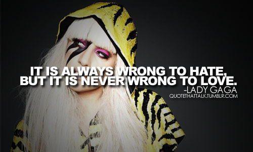 lady gaga quotes - photo #27