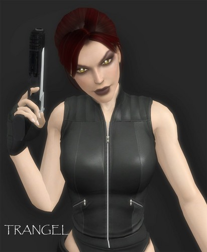 Lara Croft Doppleganger!
