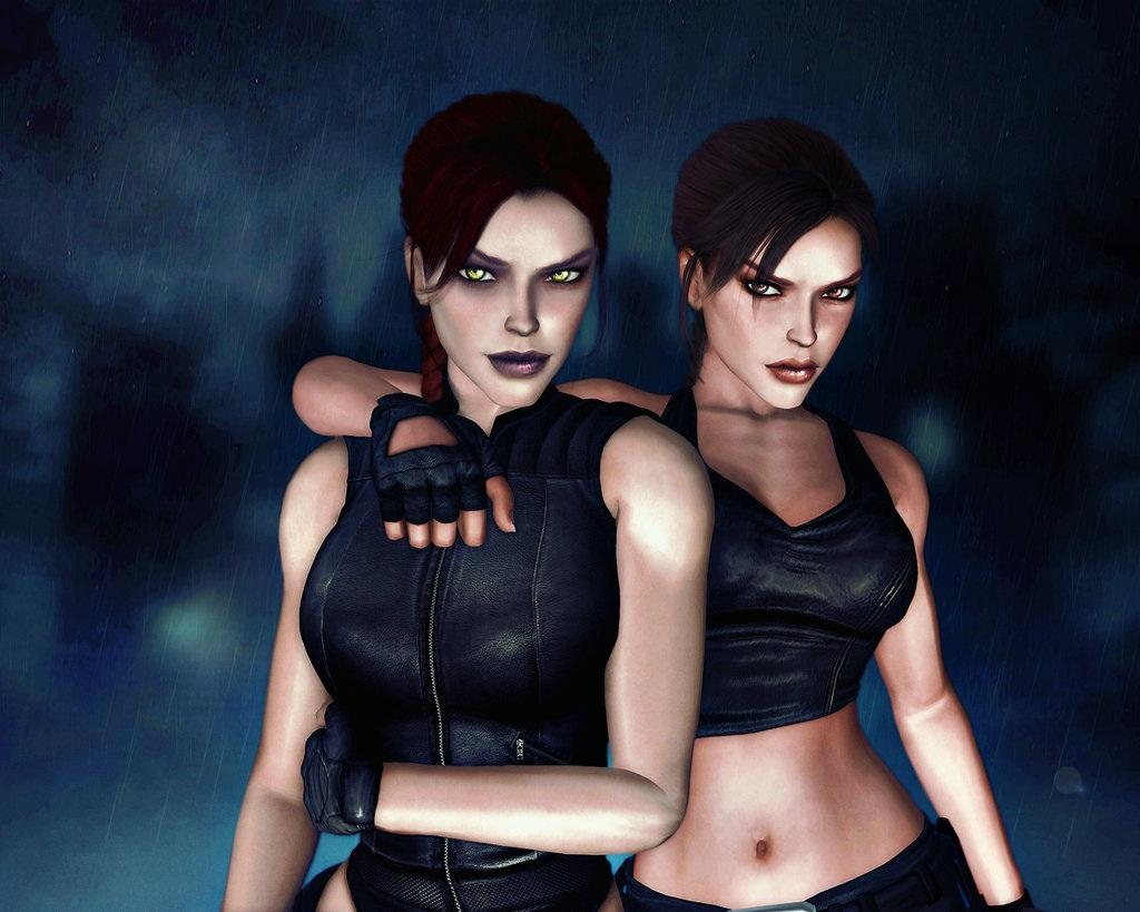 Lara/Doppleganger!