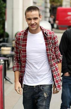 Liam and Zayn today-Oct 26, 2012