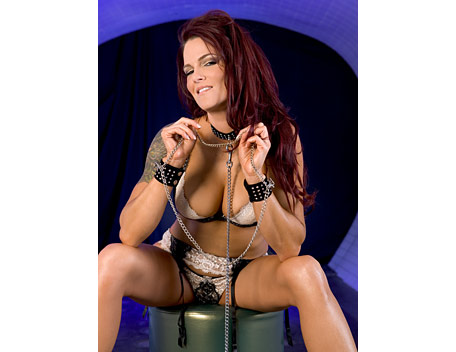 "Amy ""Lita"" Dumas wallpaper titled Lita Photoshoot Flashback"
