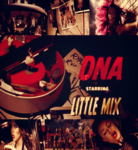 Little Mic DNA ღ