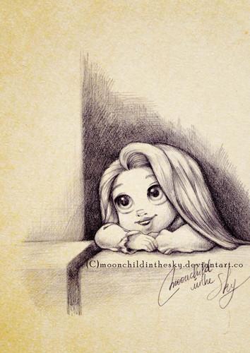 Little Rapunzel