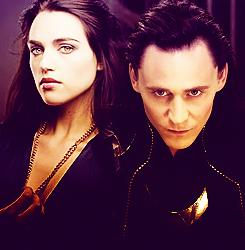 Loki and Morgana