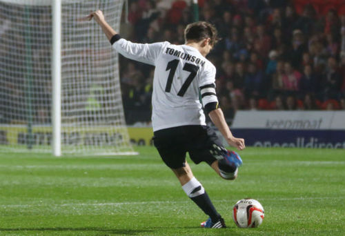 Louis Charity Football Game