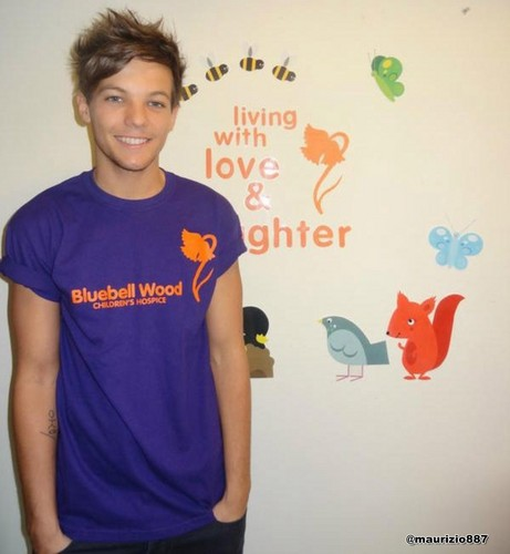 Louis in Doncaster, UK  2012