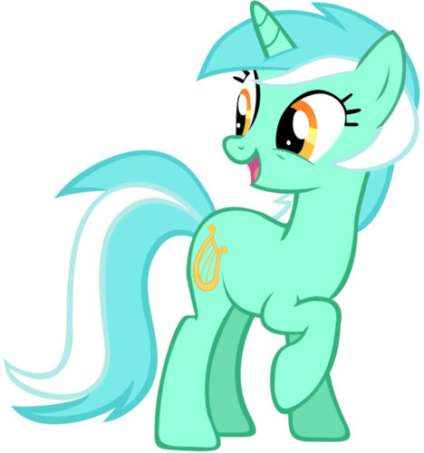 Lyra is so random!