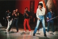 MOTOWN 25 - REHEARSALS - michael-jackson photo