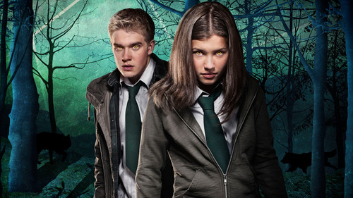 Maddy and Rhydian wallpaper