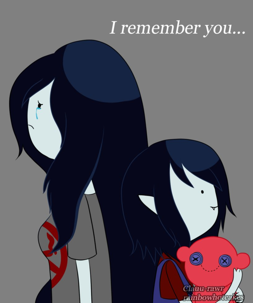 Marceline - Adventure Time With Finn and Jake Fan Art ...