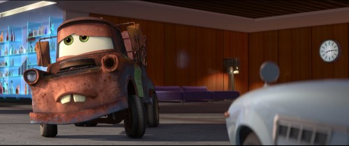 Mater, The Know It All