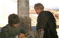 Mercutio & Benvolio Waiting for Romeo - 1968-romeo-and-juliet-by-franco-zeffirelli photo
