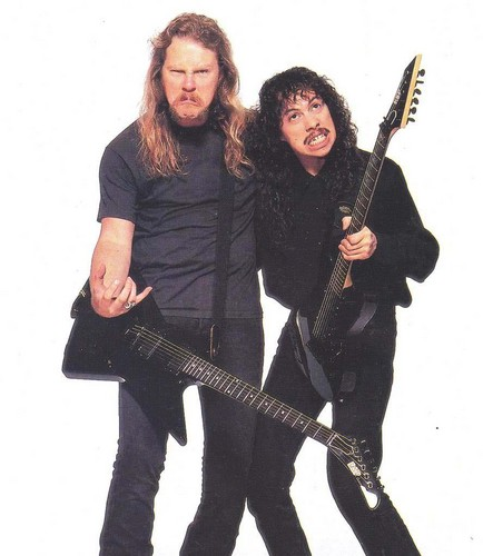 Metallica wallpaper with a guitarist titled Metallica