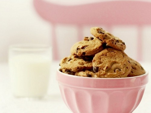 milch and kekse, cookies