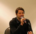 Misha at Edmonton Expo - misha-collins photo