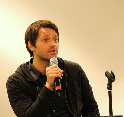 Misha at Edmonton Expo