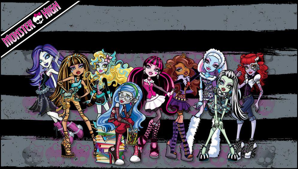 Monster high happy halloween!