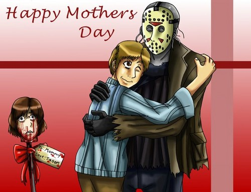 Friday the 13th wallpaper containing anime entitled Mother's Day