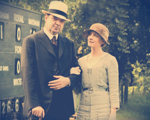 Mr & Mrs Bates