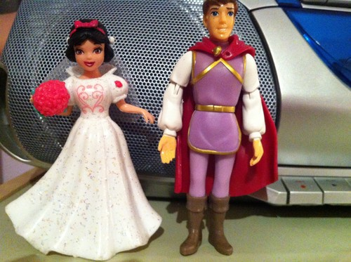 My Fairytale Wedding Snow White and Prince ドール