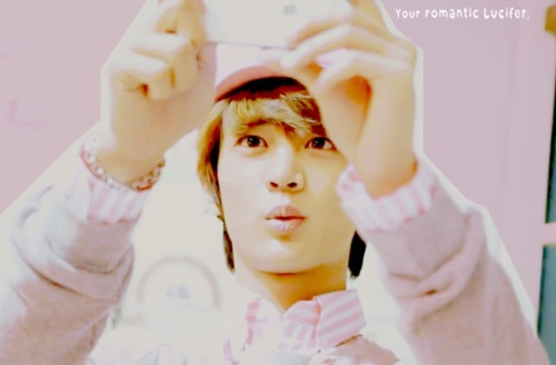 magicalfairy 壁纸 probably with a portrait called My Prince Minho